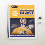 LACROSSE BLAST Game Book
