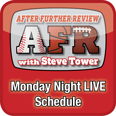 Monday Night LIVE on AFR, sponsored by PLAAY Games!